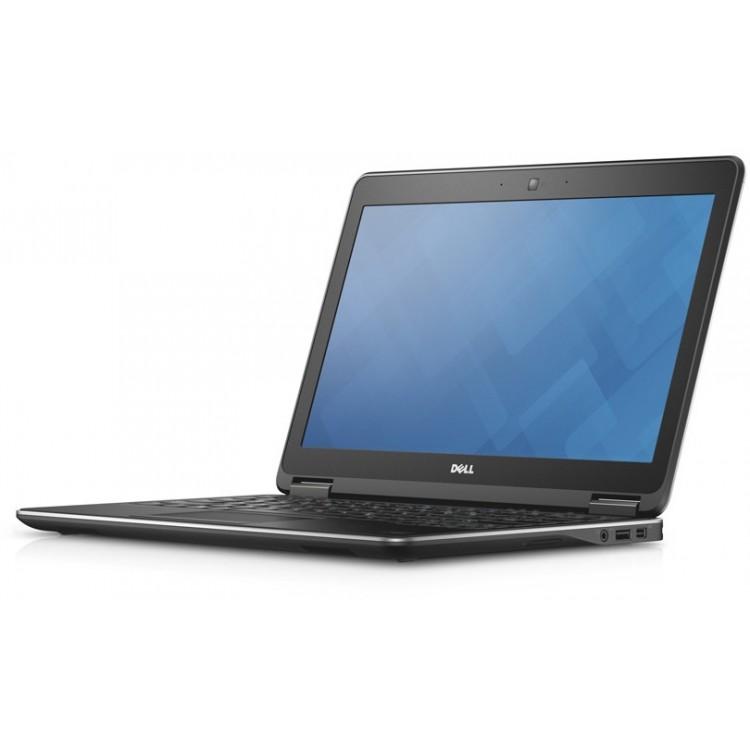 Laptop DELL Latitude E7240, Intel Core i5-4200U 1.60GHz, 16GB DDR3, 120GB SSD, Webcam, 12.5 inch, Grad A-