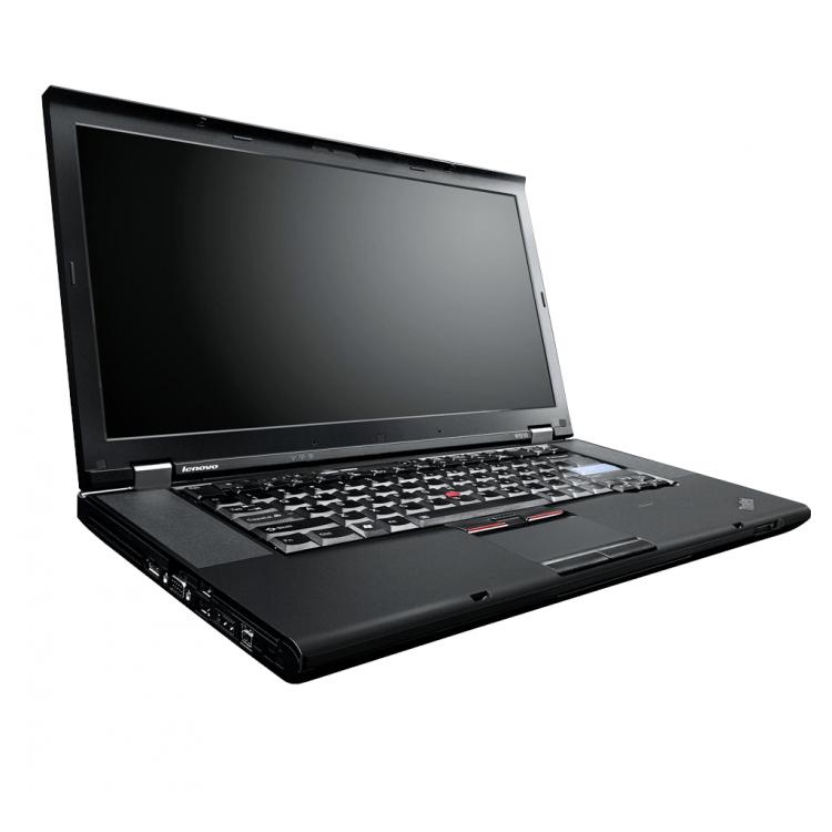 Laptop Lenovo ThinkPad W520, Intel Core i7-2860QM 2.50GHz, 16GB DDR3, 320GB SATA, Nvidia Quadro 1000 2GB, Webcam, 15.6 Inch