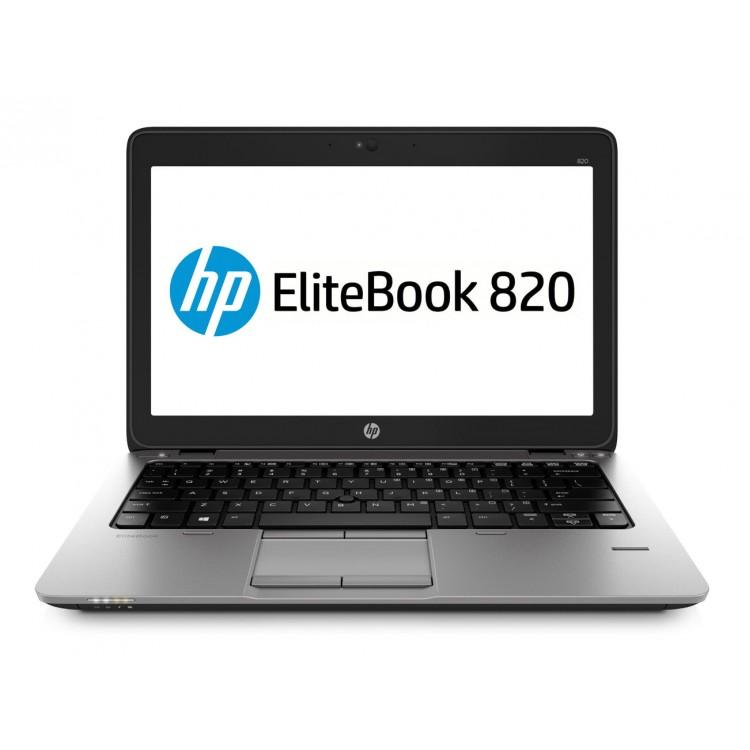 Laptop HP Elitebook 820 G2, Intel Core i5-5300U 2.30GHz, 8GB DDR3, 240GB SSD, Webcam, 12 Inch